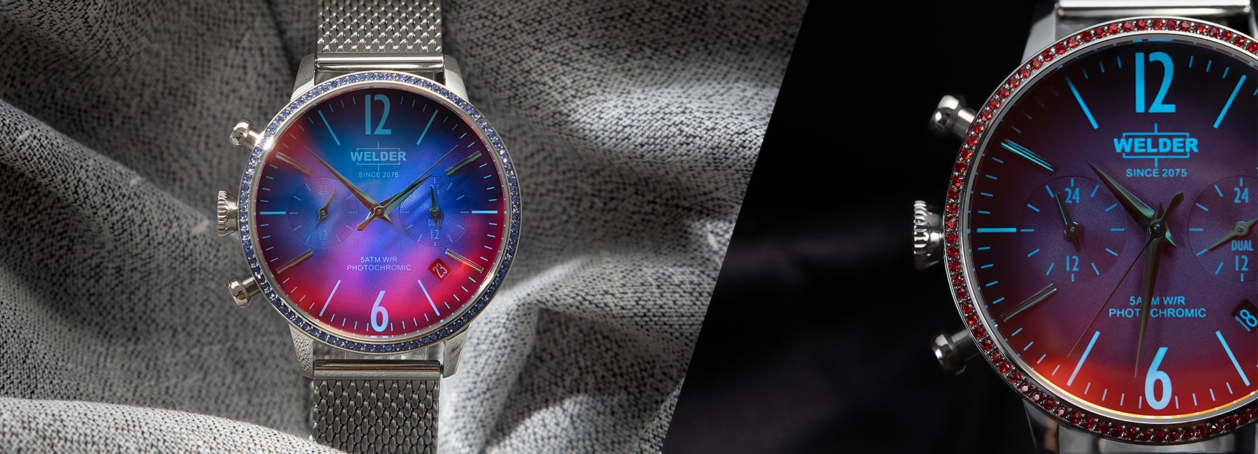 Welder Wristwatch Selection for 8 March International Women's Day