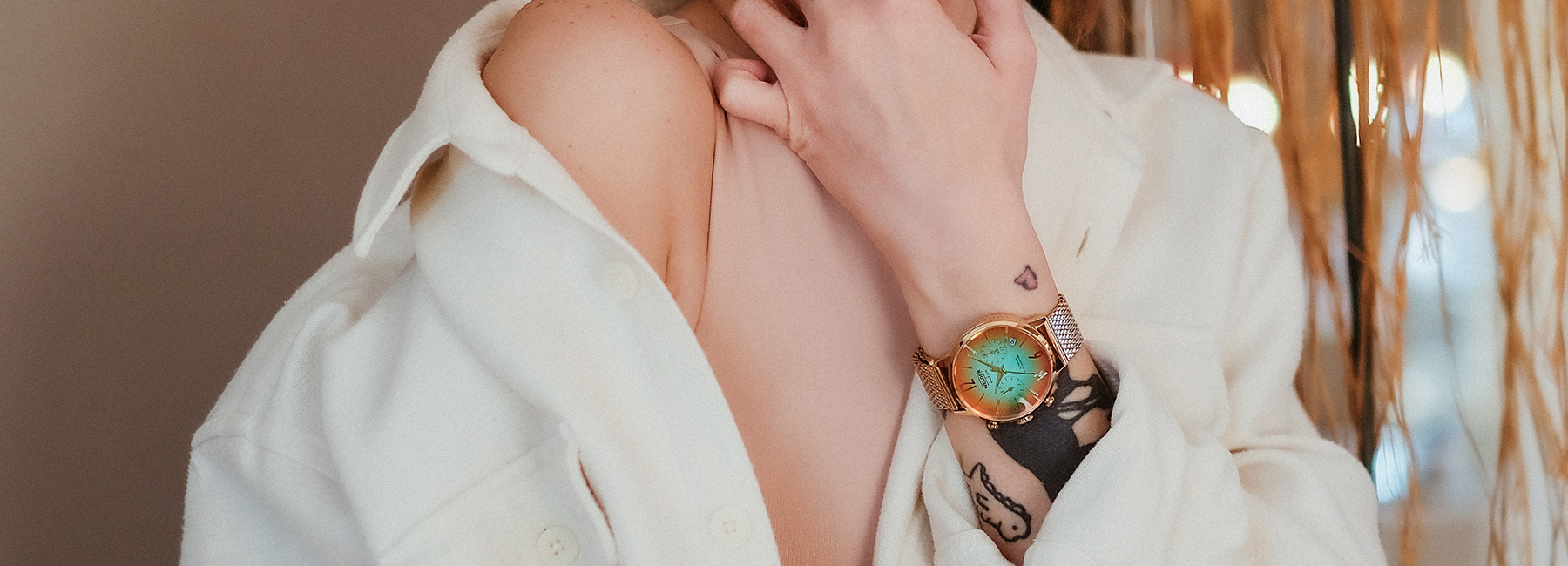 Wristwatch Combinations Compatible with Autumn Colors